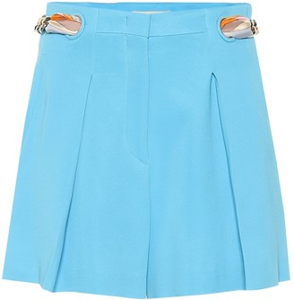 Emilio Pucci High-waisted shorts