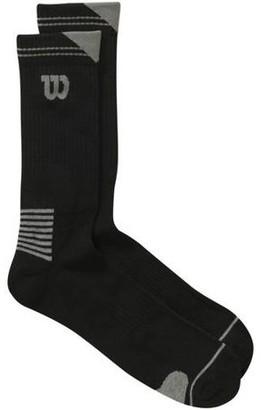 Wilson 6 Pack Men's Performance Crew Sock
