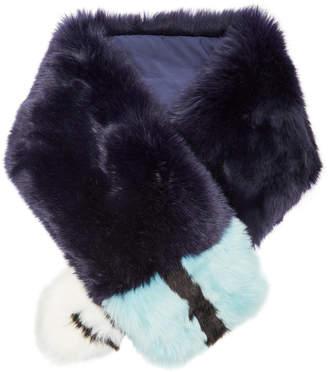 Apparis Exclusive Casey Faux Fur Stole