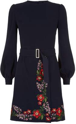 Ted Baker Siliia Kirstenbosch Wrap Dress