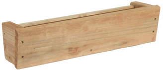 Playstar Wood Window Box Planter