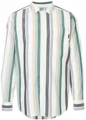 GUILD PRIME striped shirt