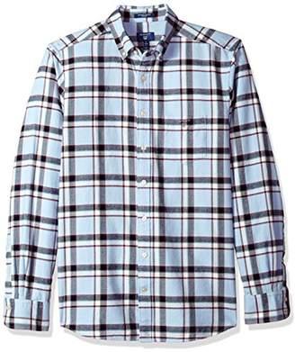 Gant Shirts Standard Men's Classic Brushed Oxford Check Shirt