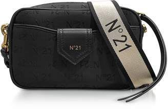N°21 Black Signature Camera Bag