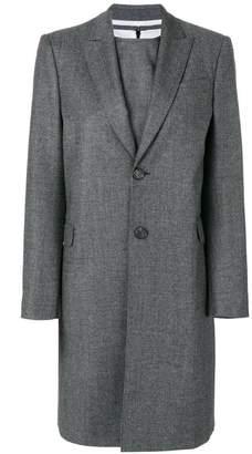 DSQUARED2 round neck shift dress
