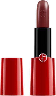 Armani Women's Rouge Ecstasy-DARK PURPLE $37 thestylecure.com
