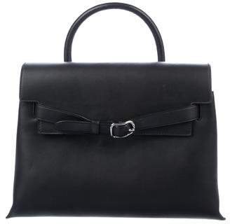 Alexander Wang Attica Chain Leather Satchel