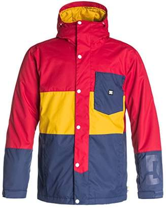 DC Men's Defy 10k Water Proof Insulated Snow Jacket
