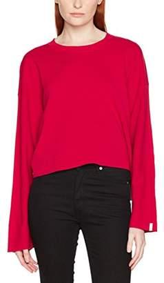 Lacoste Women's QF7306 T-Shirt,(Manufacturer Size: XXL)