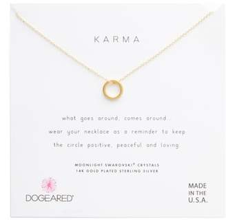 Dogeared (ドギャード) - Dogeared Karma Necklace