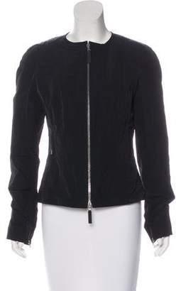 Kaufman Franco Kaufmanfranco Long Sleeve Lightweight Jacket