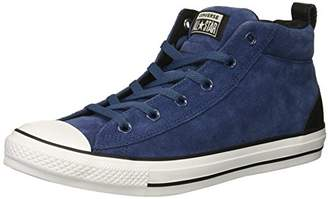 Converse Chuck Taylor All Star Street Suede Mid Sneaker