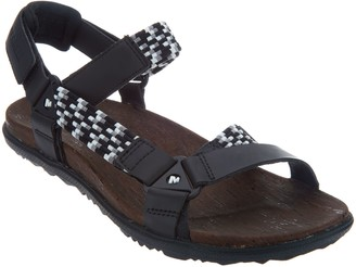 Merrell Woven Back-Strap Sandals -Around Town Sunvue
