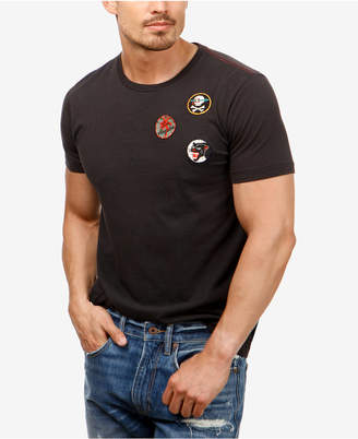 Lucky Brand Men's Patch T-Shirt