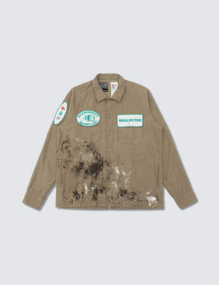 Neighborhood Ngap Skolet Tc Shirt