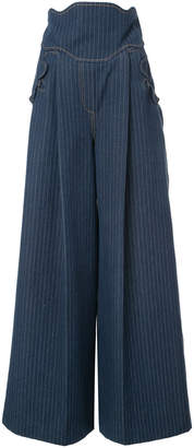 Rosie Assoulin super flared trousers