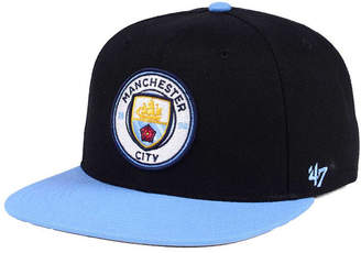 '47 Manchester City Club Team No Shot Captain Cap
