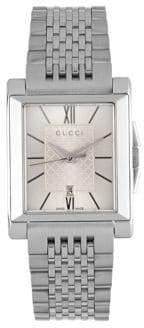 Gucci Stainless Steel Quartz Watch