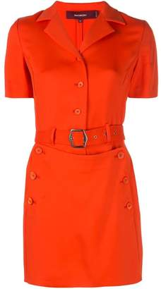 Sies Marjan belted waist dress