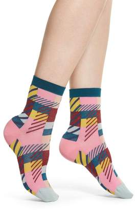 Happy Socks HYSTERIA BY Daria Ankle Socks