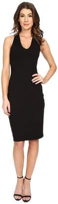 Susana Monaco Chloe V-Neck Dress Women's Dress