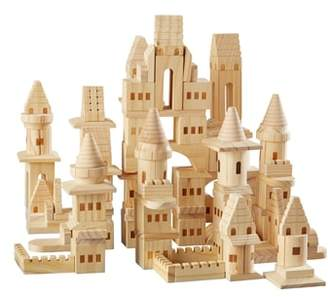 Building Block FAO Schwarz 150-Piece Wood Castle Set