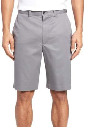 Nordstrom Flat Front Supima(R) Cotton Shorts