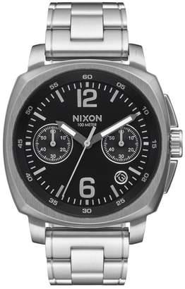 Nixon Charger Chronograph Bracelet Watch, 42mm