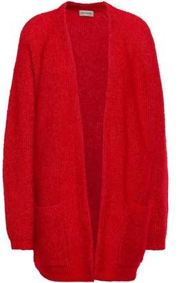 By Malene Birger Brushed-knitted Cardigan