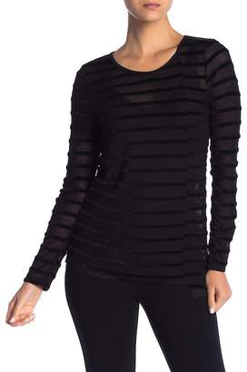 Koral Free Verse Long Sleeve Top