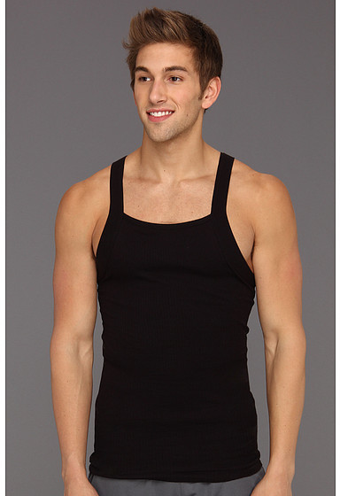 2(X)IST SHAPE:FORM Slimming Square Cut Tank