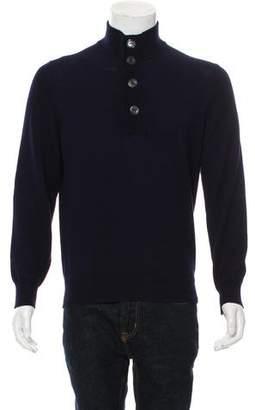 Brunello Cucinelli Knit Turtleneck Sweater
