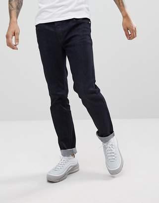 Wesc Eddy Slim Fit Jeans in Rinse Denim