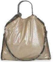 Stella McCartney Falabella Small Fold-Over Tote