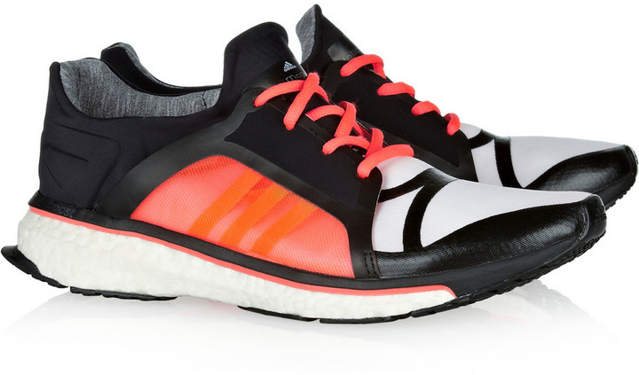adidas by Stella McCartney Struthio Boost color-block sneakers