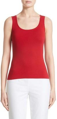 Women's Michael Kors Super Cashmere Shell $595 thestylecure.com