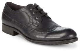 John Varvatos Star Brogue Wingtip Leather Oxfords