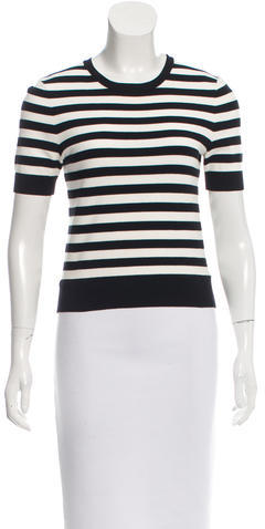MICHAEL Michael Kors Michael Kors Striped Knit Top