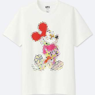 Uniqlo Mickey Art Short-sleeve Graphic T-Shirt (mike Mills)