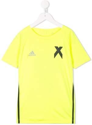 adidas Kids X Jersey short-sleeve T-shirt