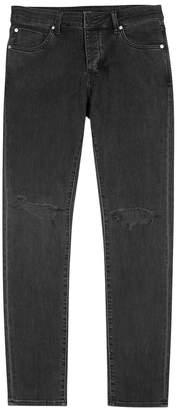 Neuw Iggy Faded Black Skinny Jeans