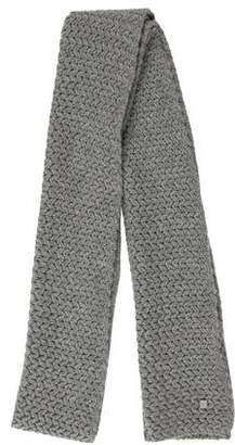 Chanel Open Knit Stole