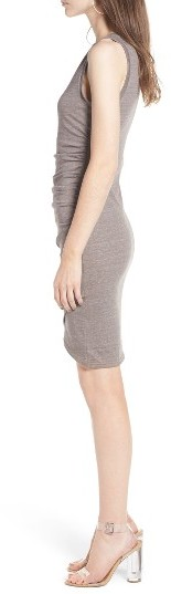 Women's Leith Ruched Body-Con Tank Dress 3