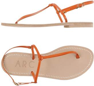 Arc Toe strap sandals - Item 11109613WI