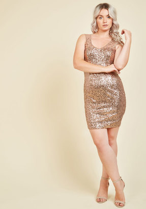 Marina Here and Fearless Sequin Dress $139.99 thestylecure.com