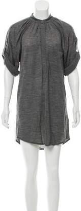 3.1 Phillip Lim Dolman Sleeve Mini Dress