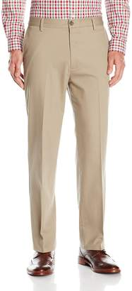 Dockers Classic Fit Signature Khaki Stretch Pant, Timberwolf, 32 x 32