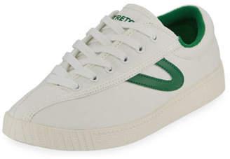 Tretorn Nylite Plus Canvas Sneakers