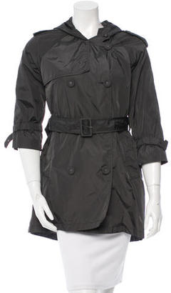 Boy. by Band of Outsiders Double-Breasted Trench Coat $95 thestylecure.com