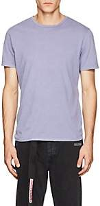 Barneys New York Men's Cotton Jersey T-Shirt - Lt. Purple